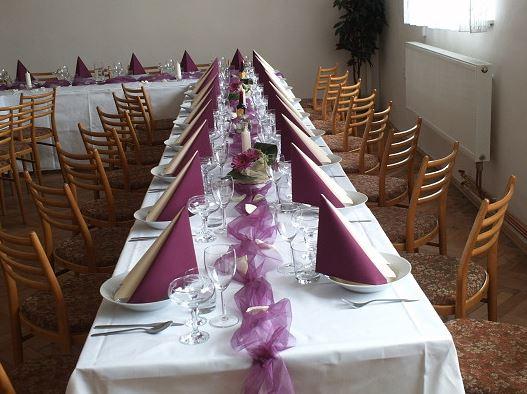 Hospoda U Mostu: oslavy, firemní večírky, svatby
