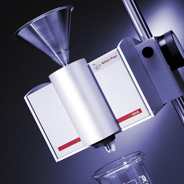 Specifické požadavky si také žádají specifické přístroje, které vyvíjí, vyrábí a distribuuje společnost Anton Paar