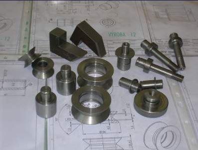 SV Metal to je obrábění kovů a dodávání kompletních sad kovových dílů, podle potřeby jejich zákazníků