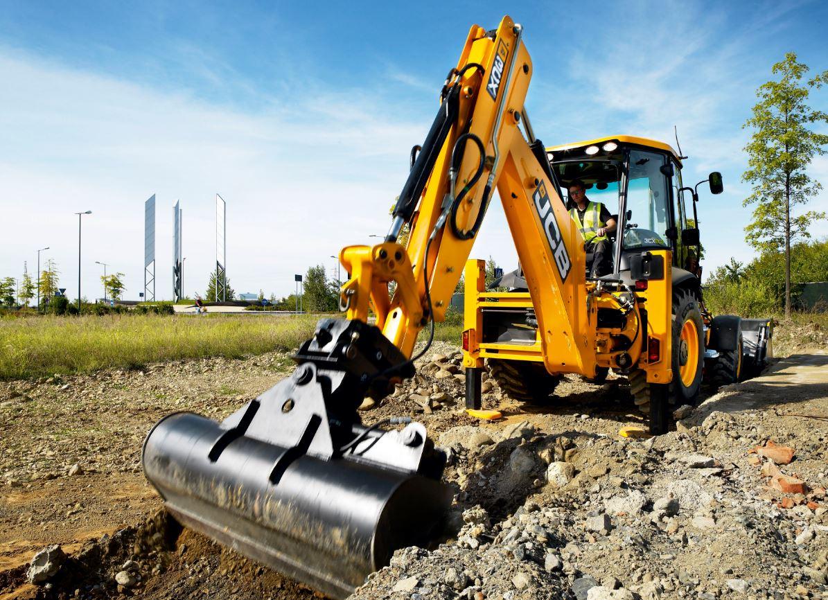 Zemní a výkopové práce moderními stroji