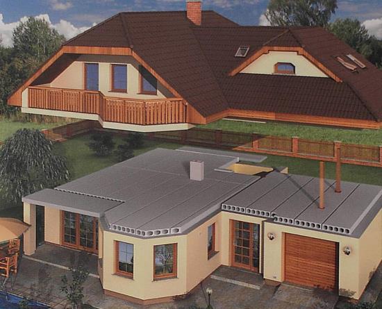 Nechte do svého domova zabudovat kvalitní betonový strop