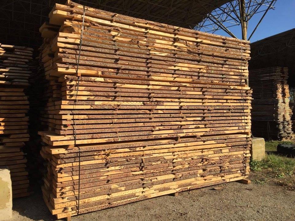 Truhlářské řezivo se vyrábí z kvalitních výřezů, Wood Rakušan