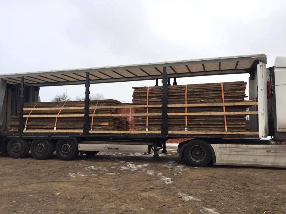 Hoblované řezivo, palivové dřevo, Wood Rakušan
