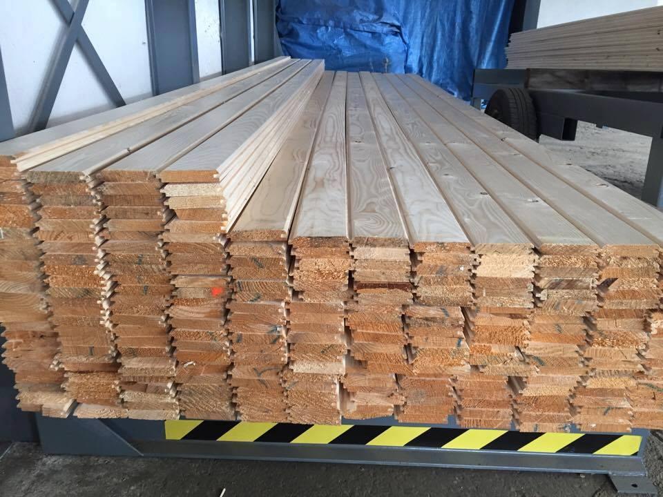 Sušené řezivo, Wood Rakušan