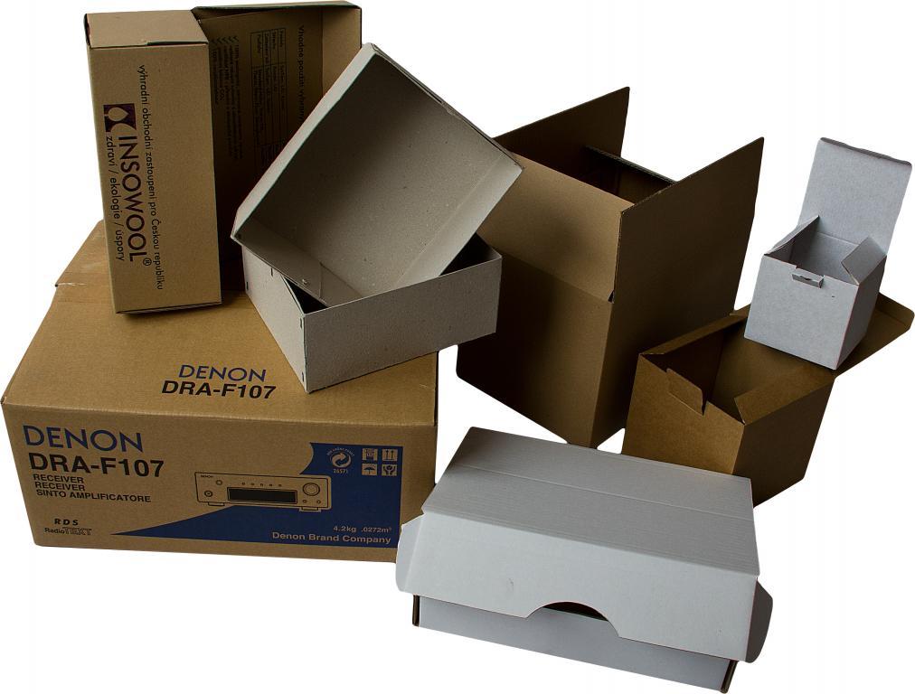 Zabalte svoje výrobky do kvalitních a na míru dělaných krabic