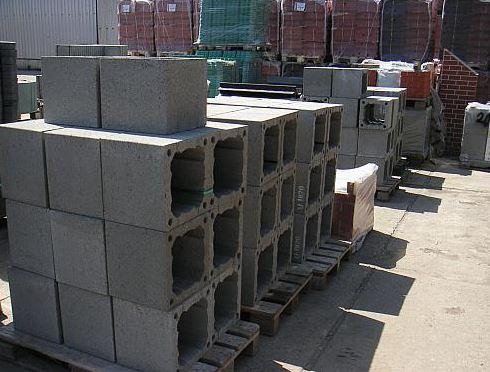 Prodej stavebního materiálu, BESTA - Berný s. r. o.