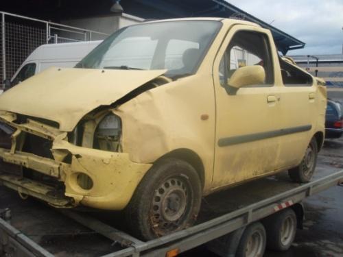likvidace starých vozidel Uherské Hradiště, Salvage-UH s.r.o. Autovrakoviště Kunovice