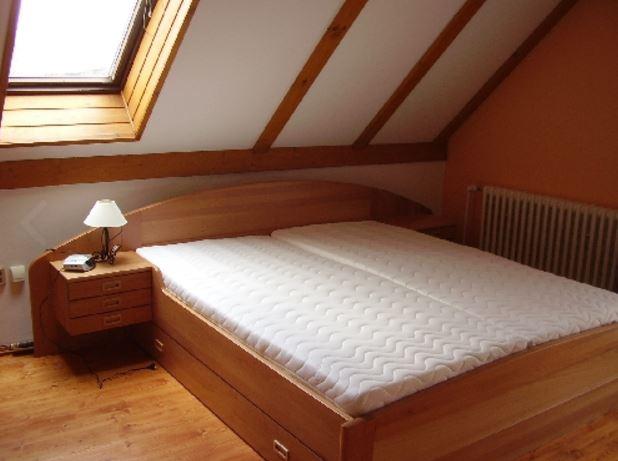 Výroba dřevěných postelí, Truhlářství pod Budínem