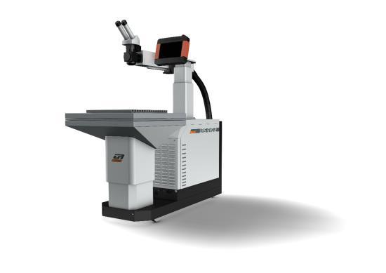 EVO 2 laser, laserové navařování a svařování, Opracování povrchů Praha