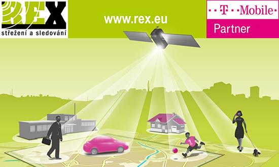 CENTRUM BEZPEČÍ PRO VAŠE BLÍZKÉ I VÁŠ MAJETEK. REX není jen televizní komisař, ale také propracovaný systém ochrany osob a majetku.
