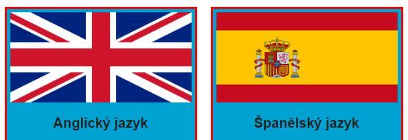 Přípravné jazykové kurzy k přijímacím zkouškám, k maturitě