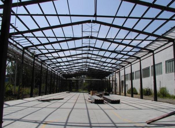 Výroba, dodávka a montáž betonových průmyslových hal, Vysoké Mýto