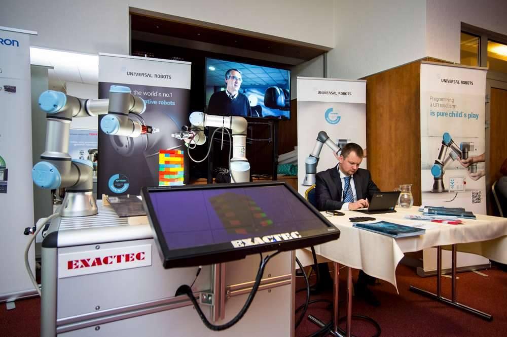 EXACTEC: spolehlivé robotické a automatizační systémy
