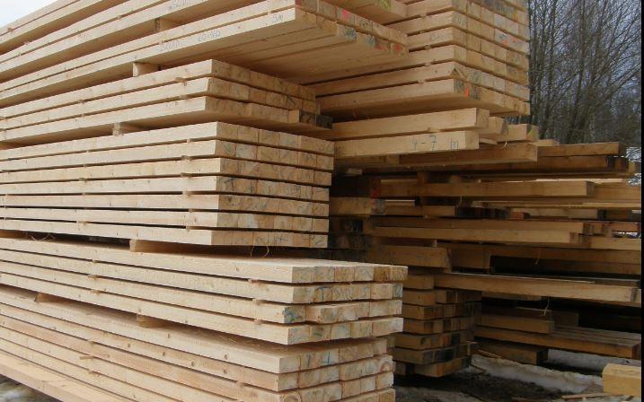 Pila Facek Chrastava - zpracování stromů z lesa