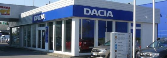 Autorizovaný prodej a servis osobních a užitkových vozů s kavárnou
