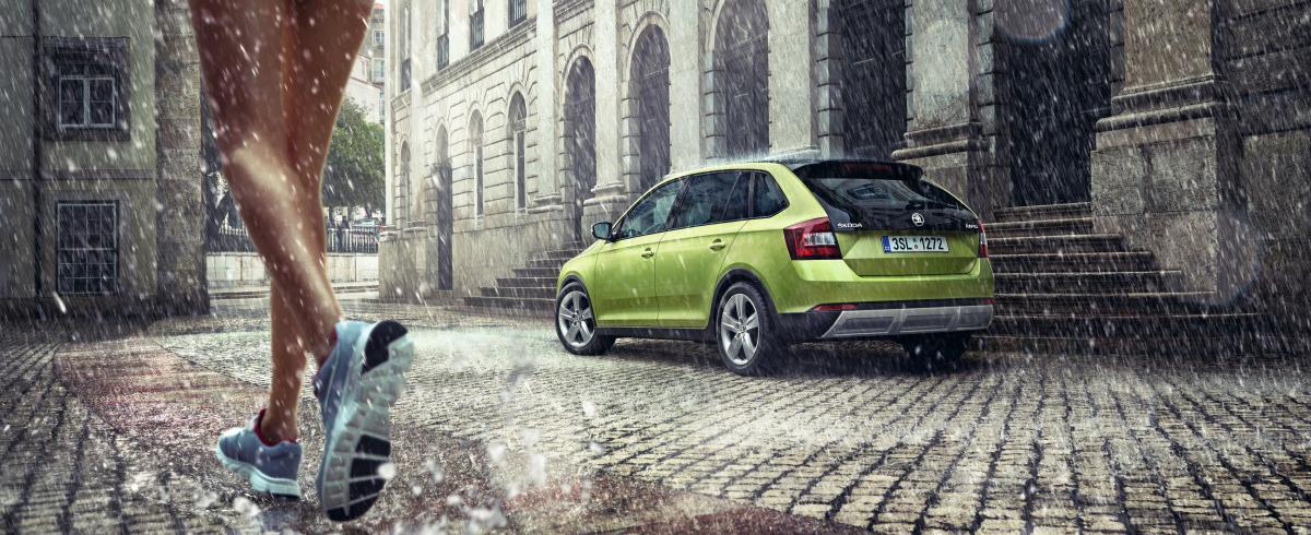 Nové vozy značky Škoda, prodej ojetých automobilů, ale i pneuservis nebo umytí vozů, to vše najdete v Horáckém autodružstvu