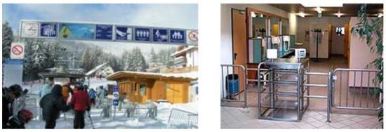 Vstupní a zabezpečovací systémy zajistí firma Nessy spol. s.r.o.