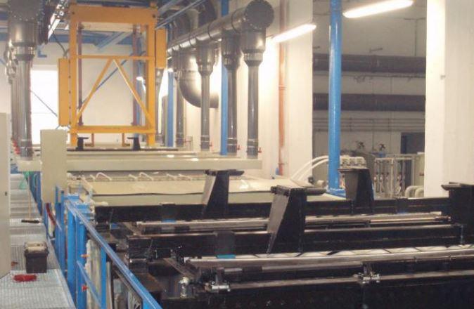 W.P.E. a.s. je společnost, která pracuje v oblasti úpravy vody a zaměřují se i na galvanické a mořící linky