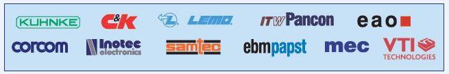 Elektrotechnické komponenty, Mechatronic, spol. s r.o.
