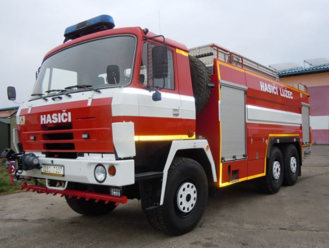 Opravy a modernizace požární techniky nebo repase hasičských vozidel? Požární technika Komet s.r.o. se zaměřuje na vše