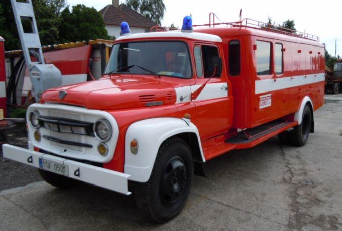 Repase hasičských vozidel, Požární technika KOMET s.r.o.