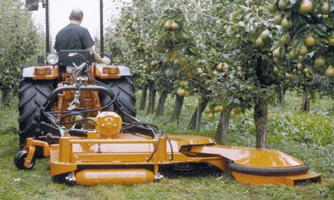 Firma Forsch zastupuje na českém trhu značky firem, které se specializují na techniku pro ochranu a výživu rostlin