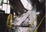 Podávání paliva do uhelného kotle Falkom