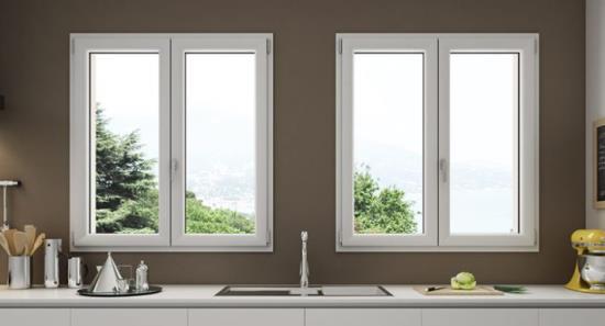 Plastové okna a dveře a další materiály a produkty pro váš komfort