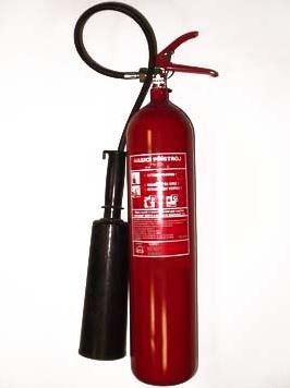 Hasicí přístroje a kompletní služby v oblasti požární ochrany
