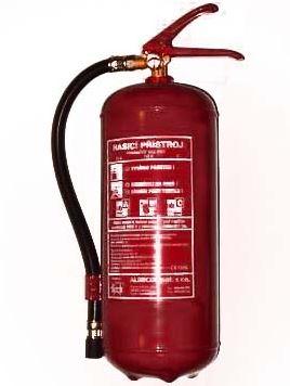 Výroba a prodej hasicích přístrojů