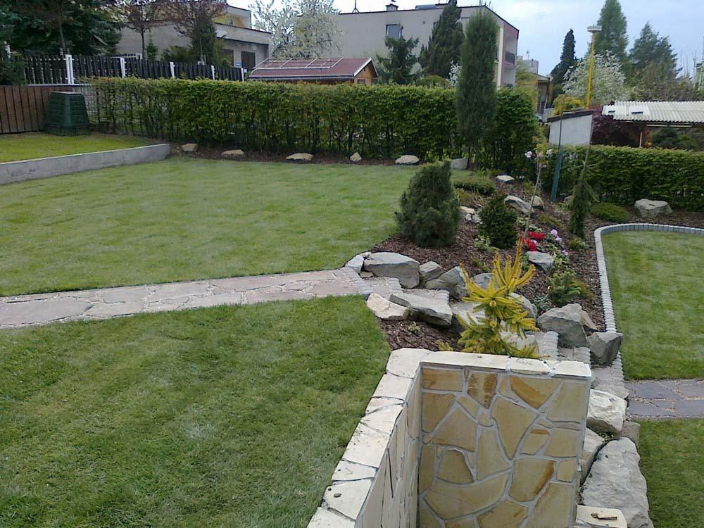 Údržba zahrad a zahradnický servis, Zahradnické služby Hastík