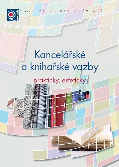 Kancelářské a knihařské vazby, Repronis s.r.o.
