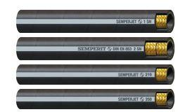 Výroba a prodej hydraulických a průmyslových hadic