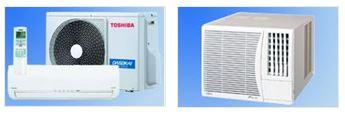 Prodej, montáž a servis klimatizace pro letní období