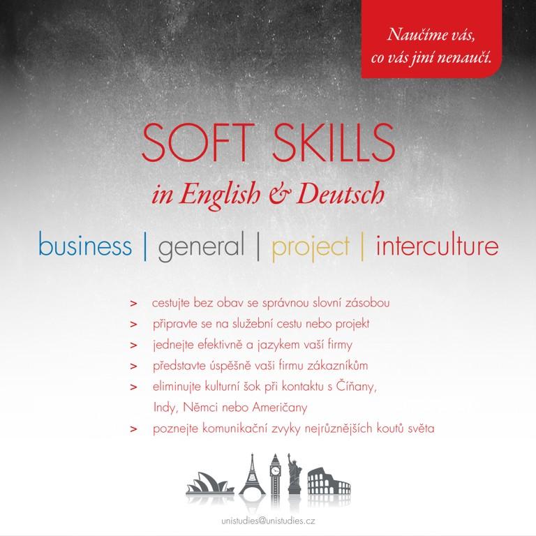 Firemní jazykové kurzy, Soft Skill kurzy, UniStudies s.r.o. UNISTUDIES
