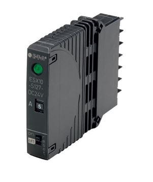 Jistič ESX10-S s volně nastavitelnou hodnotou proudu