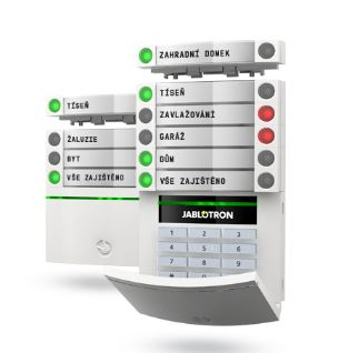 Instalace zabezpečovacích systémů Jablotron Zlín