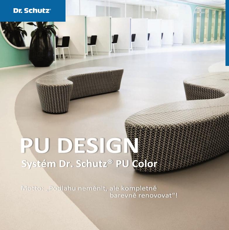 Dr. Schutz PU Color - barevná renovace povrchu podlah, DEMA DEKOR CZ s.r.o.