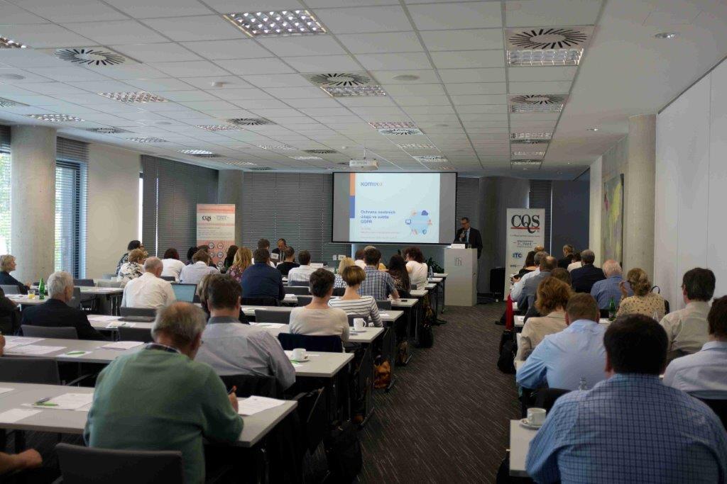 Kurz GDPR Praha – Obecné nařízení o ochraně osobních údajů