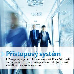 Přístupový systém PowerKey,  ADVENT, spol. s r. o., Praha 6