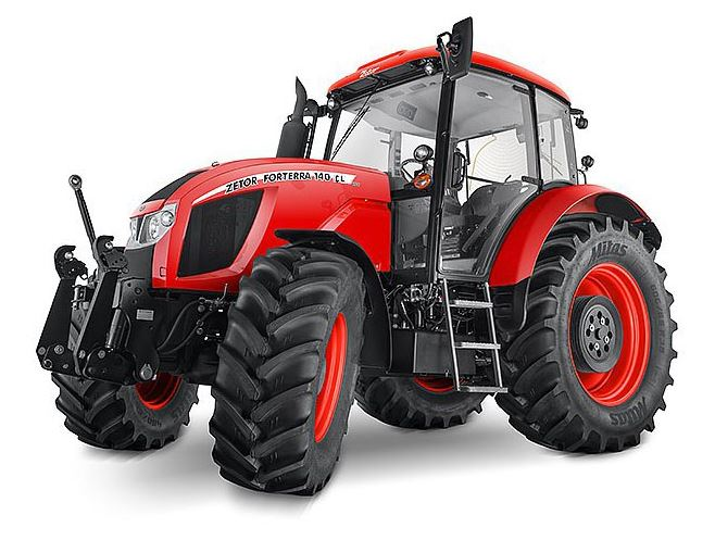 Prodej a servis traktorů Zetor, Jan Kuchař - Velim