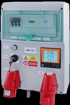 Měření a analýzy elektrické energie a průtoku stlačeného vzduchu