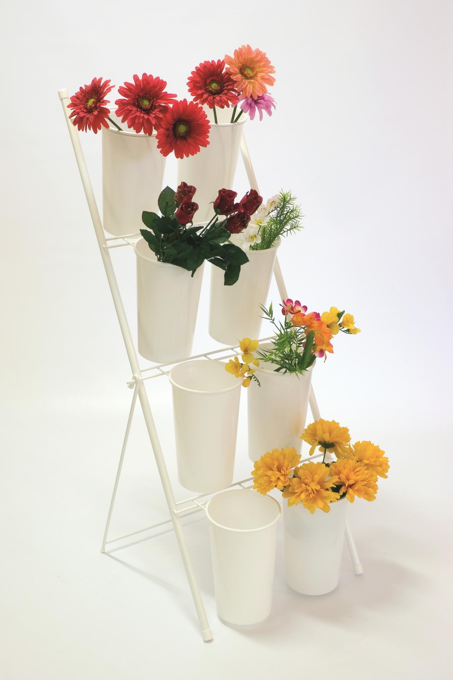 květinový stojan, Kovodružstvo, v.d., Beroun