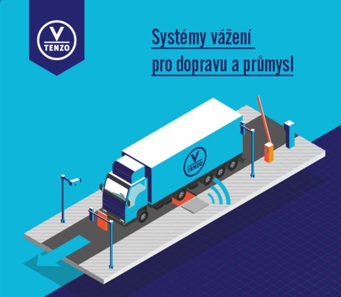 TENZOVÁHY, s.r.o. – systémy vážení pro dopravu a průmysl