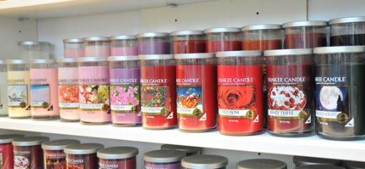 Dárkové zboží, svíčky, Zahradnické centrum Brabec, s.r.o.