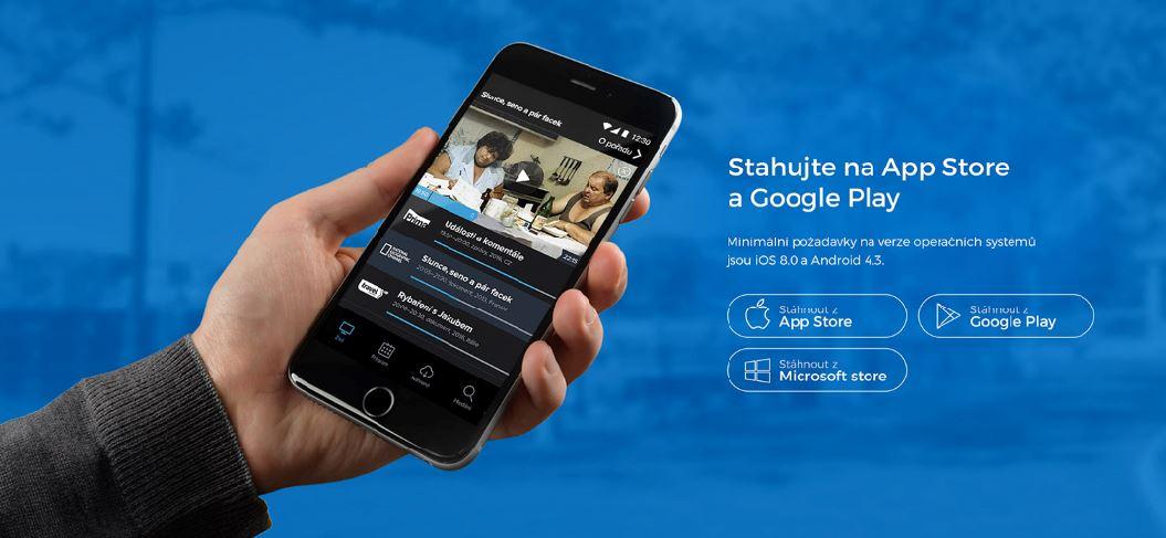 DIGI TV: TV v tabletu, telefonu či tabletu