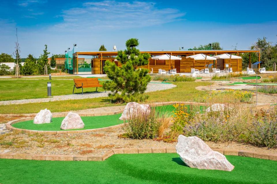 Adventure golf, ****Spa Resort Lednice