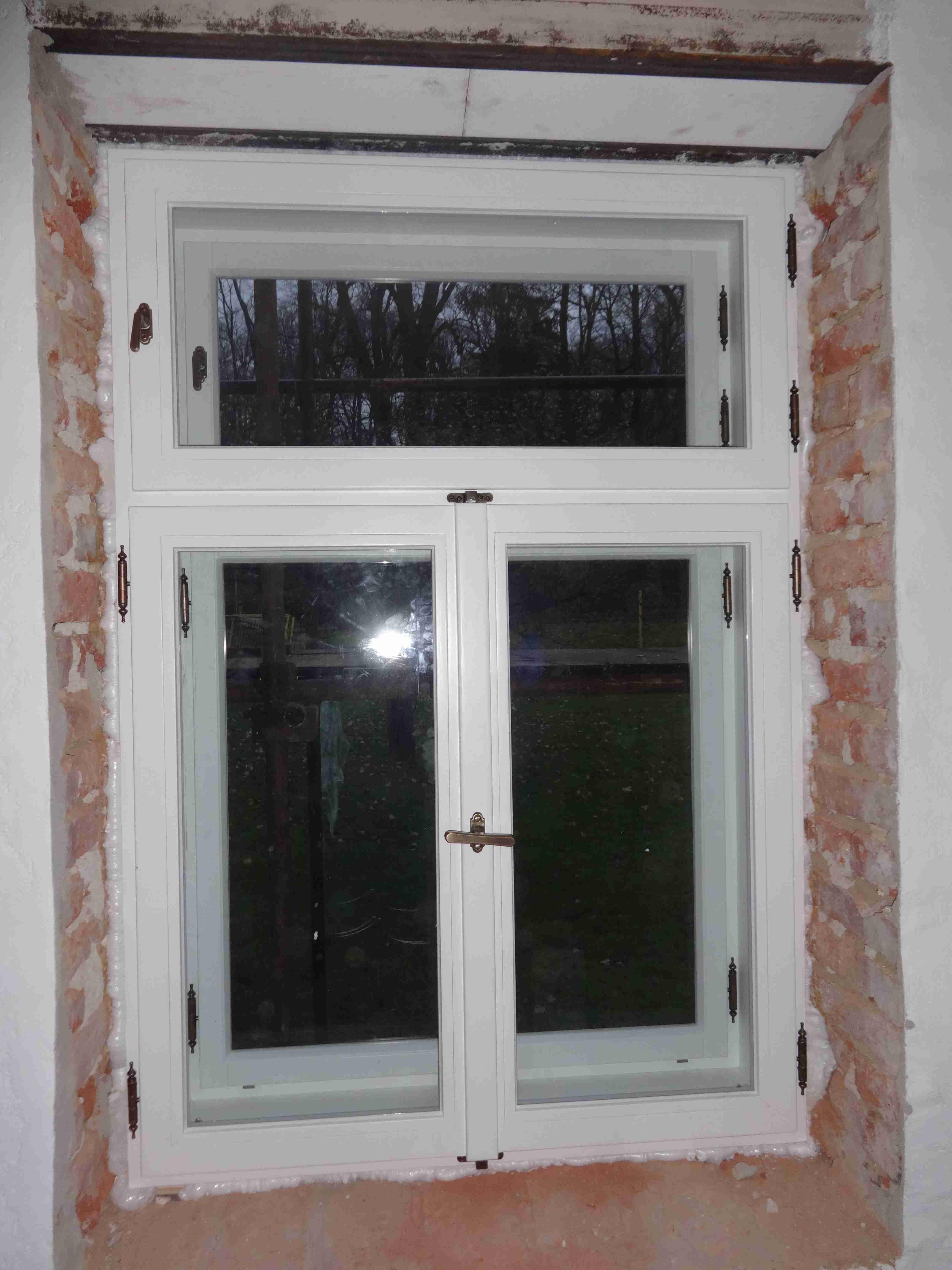 špaletové okno, TRONET, spol.s r.o.