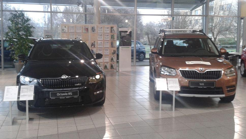 Prodej nových i ojetých vozů, autorizovaný servis