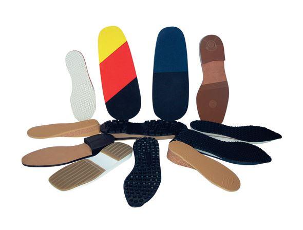 Komponenty pro obuv, stélky, KOMPONENTY, a.s. ZLÍN